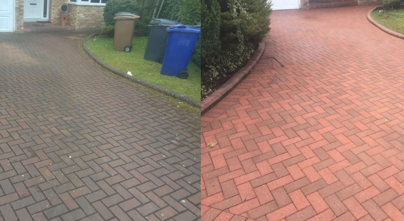 driveway cleaning Dublin